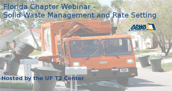 Our second webinar gives Managers a look at how to manage and set rates for Solid Waste Operations!