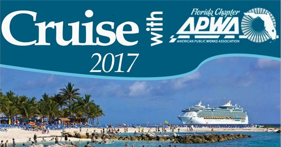 Cruise March 3-6, 2017 out of Port Canaveral to Bahamas, Proceeds go towards APWA Scholarship Fund